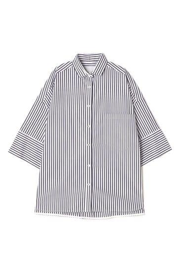 TICCA ダブルカフスシャツ