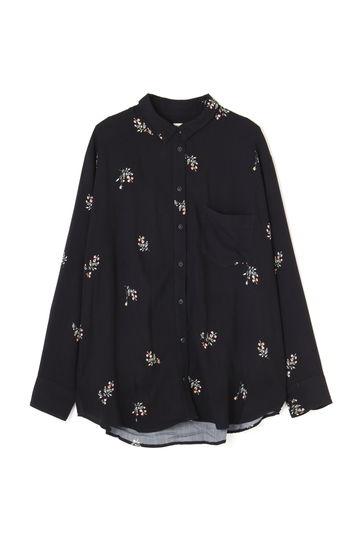 [WEB限定]sacrecoeur RETRO フラワーシャツ