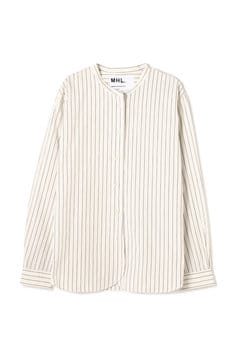 WIDE COTTON STRIPE