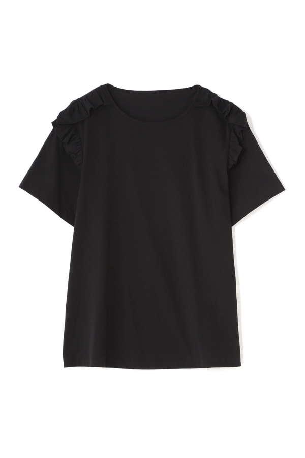 FORDMILLS / フリルデザインTシャツ