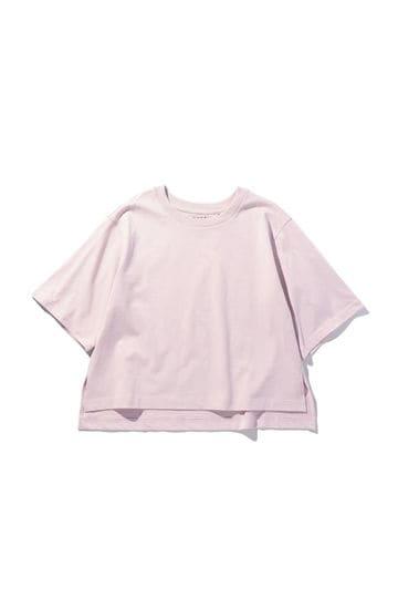 ドロップショルダーTシャツ