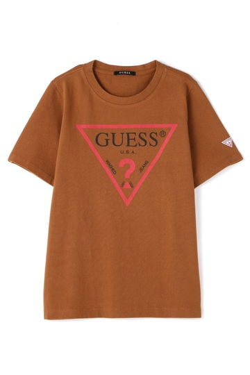 [GUESS x ROSE BUD]ロゴTシャツ
