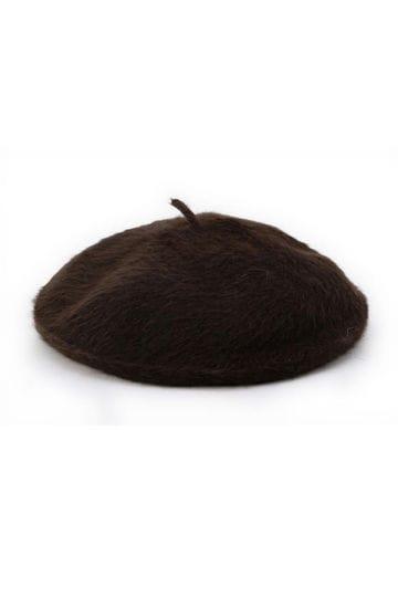 ウール混ベレー帽