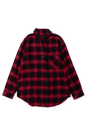 [RAILS]ロングスリーブチェックシャツ
