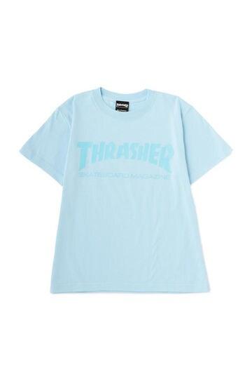 THRASHERロゴTシャツ