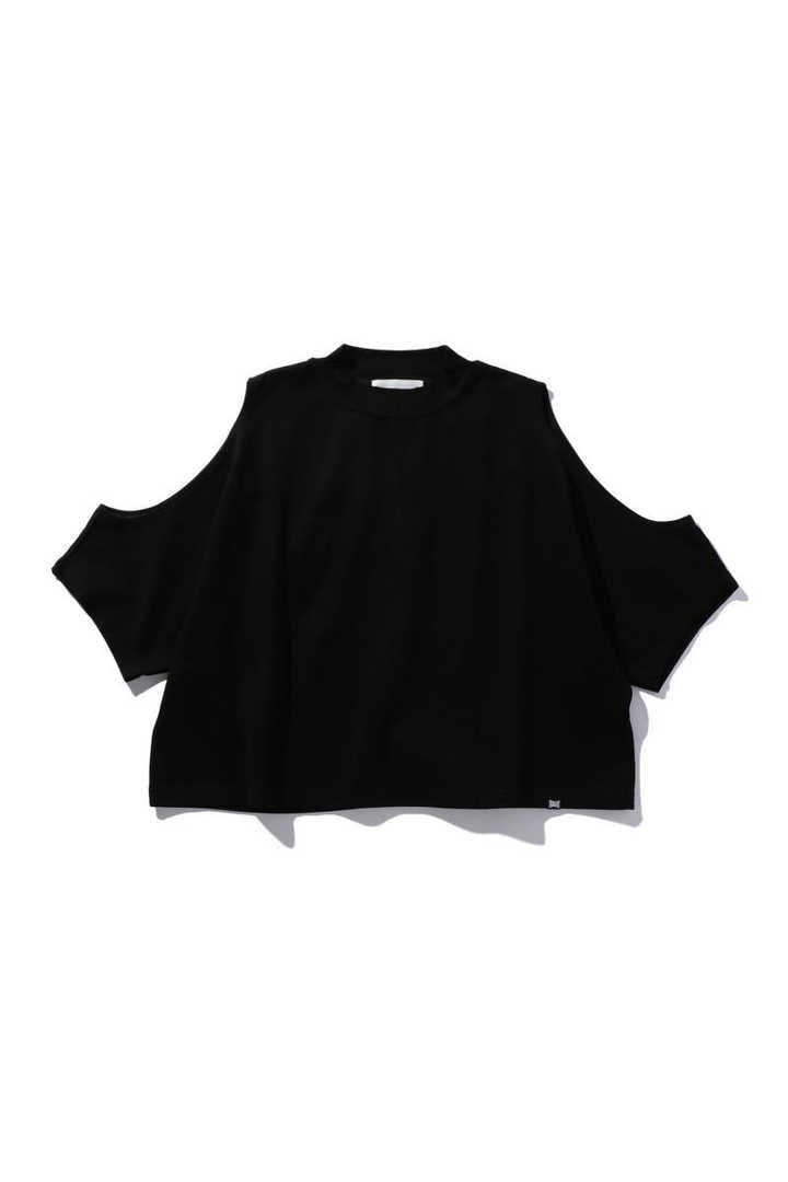 [EVERLAST RB別注]肩開きTシャツ