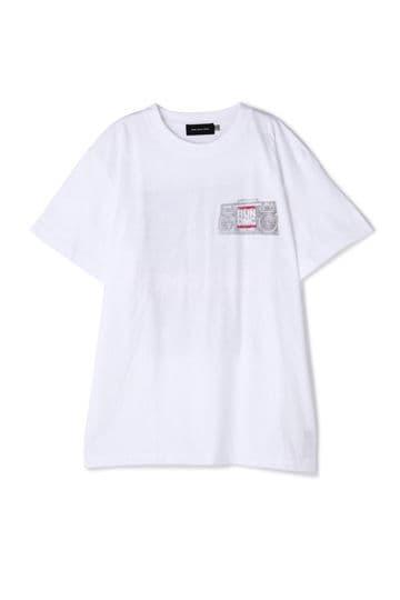 RUN DMC プリントTシャツ