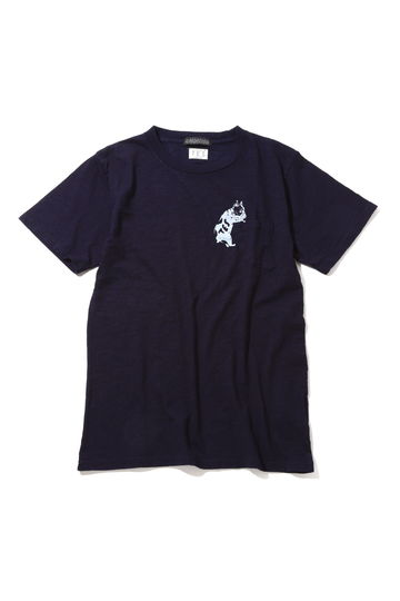 [Mens] アニマルプリントTシャツ