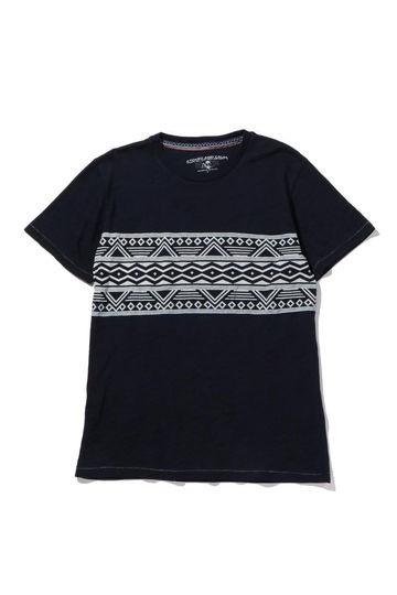 [Mens] グラフィックプリントTシャツ