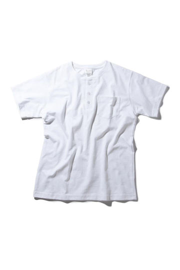 [CAMBER]ヘンリーネックTシャツ