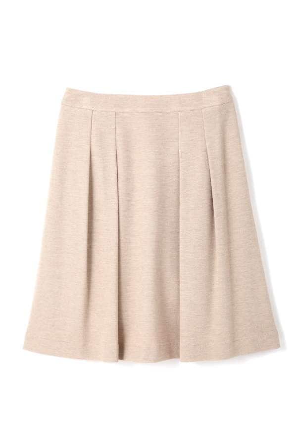 R/Wパールニットスカート