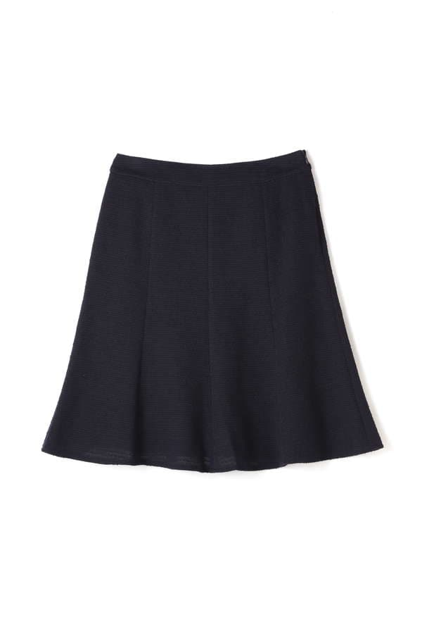 ツイードジャージースカート(セットアップ対応商品)