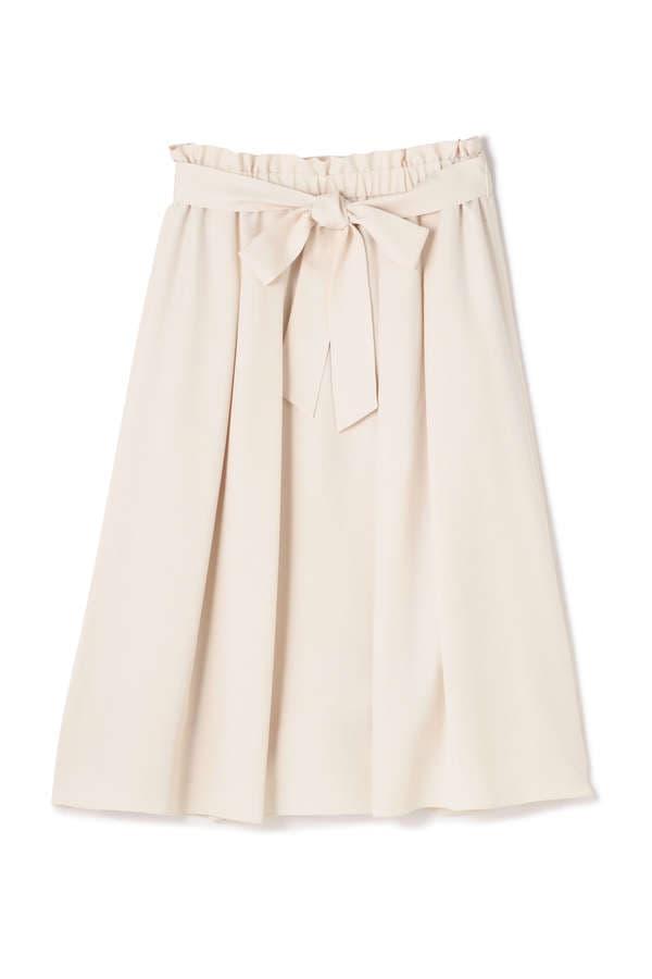 ピーチビエラギャザースカート