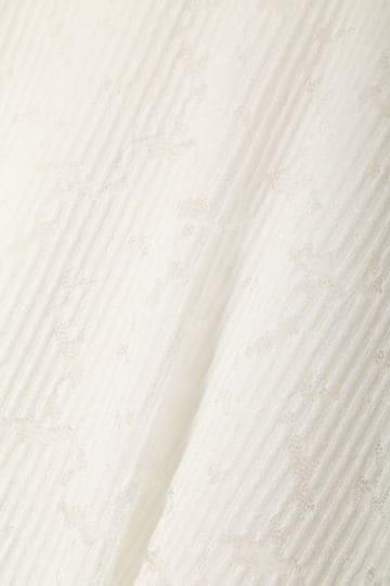 プリーツレースブラウス【UNDER15000】