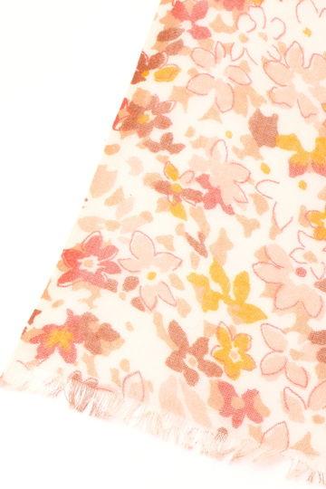 小花プリントストール【UNDER15000】