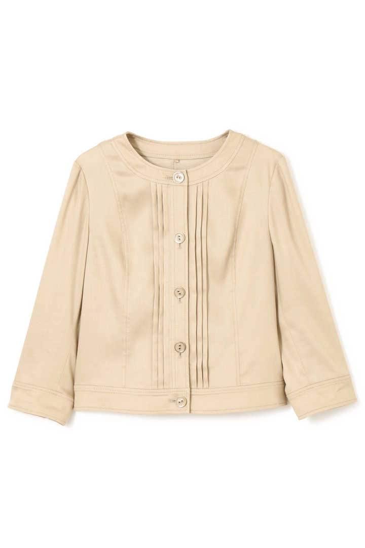 シャンブレーツイルジャケット
