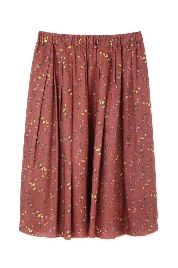 【先行予約 9月上旬 入荷予定】リバティElizabeth スカート