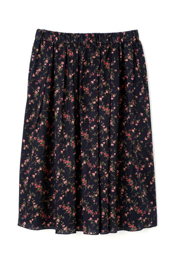 リバティElizabeth スカート