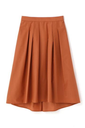 [WEB限定商品]カラーバックテイルスカート