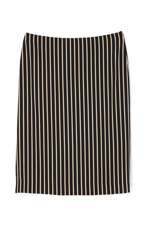 マルチストライプスカート(セットアップ対応商品)