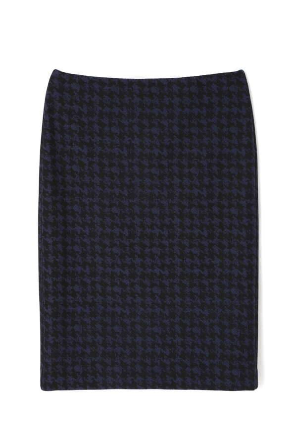 ハイテンションプリントスカート