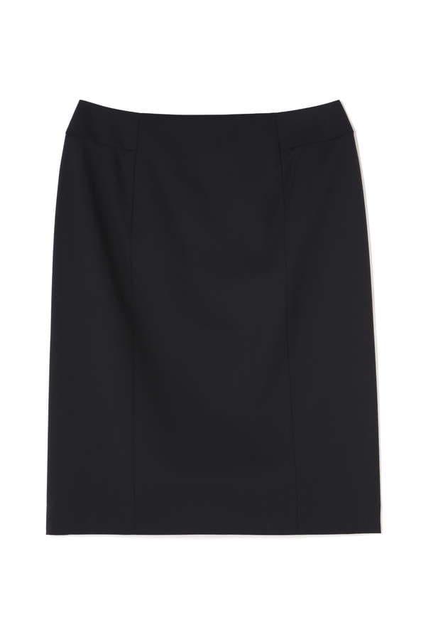 シルク混セットアップスカート(セットアップ対応商品)