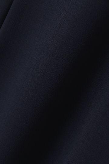 [サックス/ブルーWEB限定]【STORY5月号掲載】[ウォッシャブル]モックツイストパンツ【UNDER15000】
