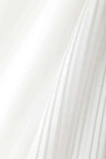 [WEB限定商品]プリーツスリーブブラウス