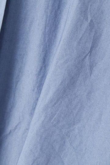 [ウォッシャブル]スビン綿ブラウス【UNDER15000】