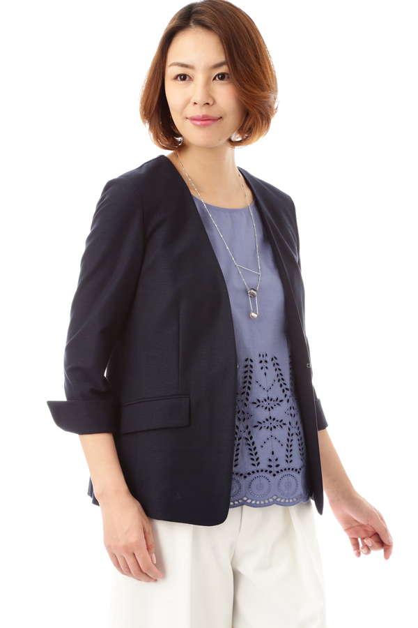リネンバランサージャケット