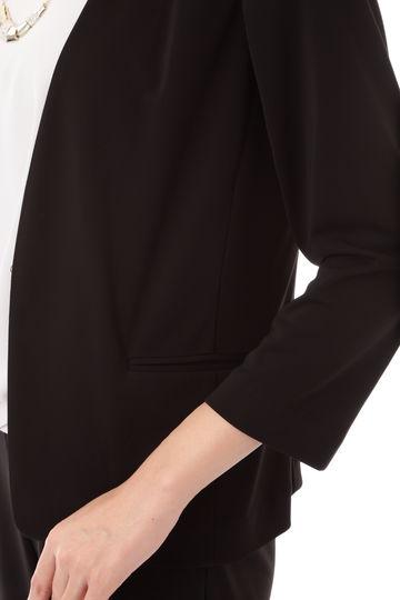[ウォッシャブル]ハイゲージスムースジャケット
