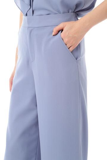 [ウォッシャブル]ジョーゼットガウチョパンツ【15000UNDER】
