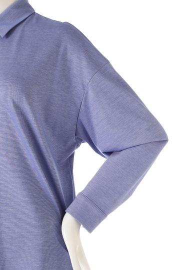 【Oggi5月号掲載】【STORY5月号掲載】オーバーサイズジャージーシャツ【UNDER15000】