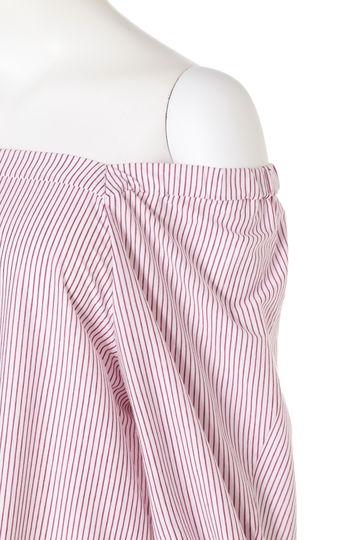 ストライプジャージーシャツ【UNDER15000】