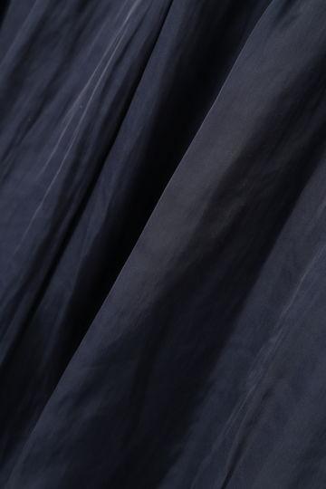 [ウォッシャブル][PRE FALL]割繊サテンエアフローブラウス【15000UNDER】