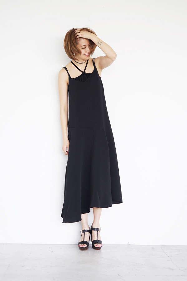 [ウォッシャブル]キャミドレス【15000UNDER】