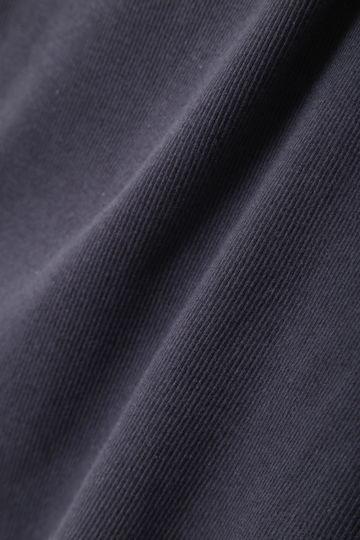 [ウォッシャブル]テレコクルーTシャツ【15000UNDER】