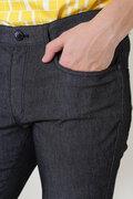 デニムライク 片染 ストレッチ ツイル パンツ (MENS METRO)