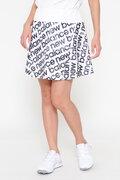 ロゴタイププリント メッシュ スカート <CITY SEQUENCE LOGO TYPOGRAPHY>(WOMENS SPORT)