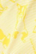 ボストンテリアボーダープリント スカート (WOMENS METRO)