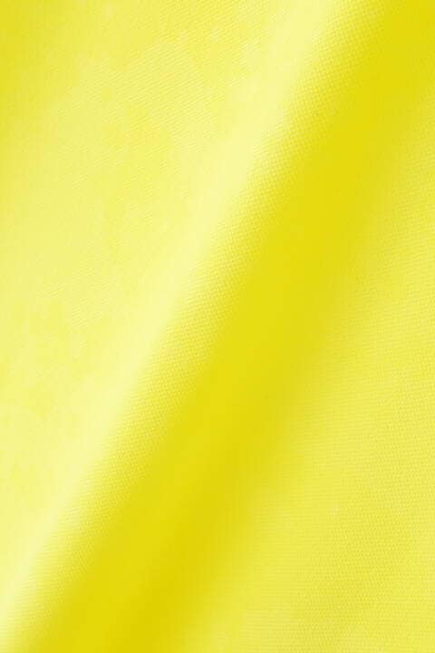 チェリーブロッサムカモ エンボス ストレッチ パイナップル ピケ 半袖 ポロシャツ (MENS SPORT)