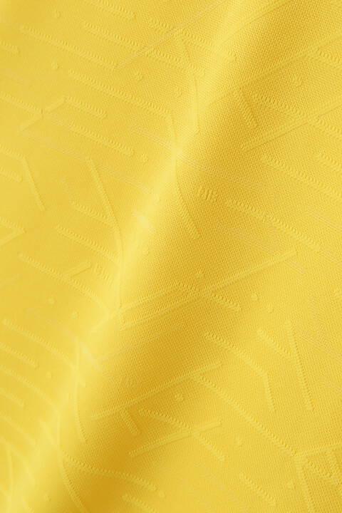 レイルロード パターン ジャガード 半袖 ポロシャツ (MENS METRO)