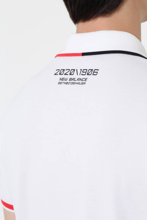 スパン×フィラメントカノコ 半袖 ポロシャツ (MENS METRO)