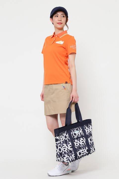スパン×フィラメントカノコ 半袖 ポロシャツ (WOMENS METRO)
