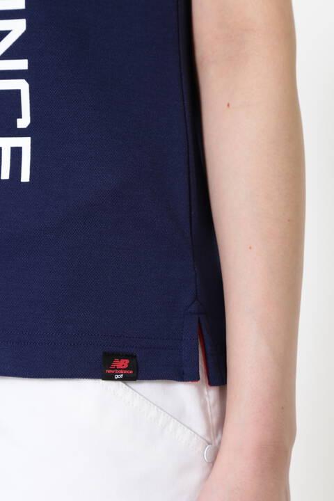 ノースリーブポロシャツ (WOMENS METRO)