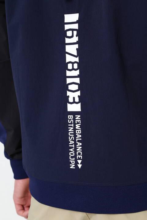 ADP/HYBRID HALF ZIP HOODIE