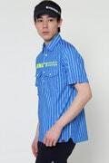 【直営店限定】半袖 カラーシャツ (MENS)