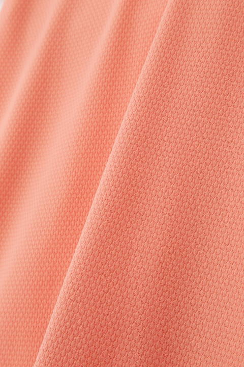 ストレッチカノコ 半袖 カラーシャツ (WOMENS SPORT)