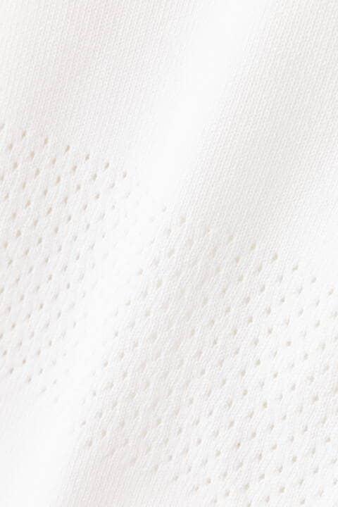 ロゴ ライン ジャガード V ネック ニット カーディガン (MENS METRO)