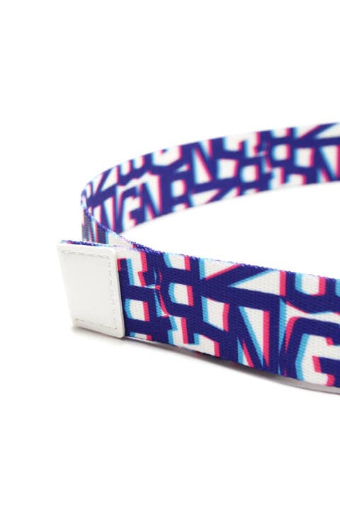 グログラン テープ ベルト (MENS METRO)